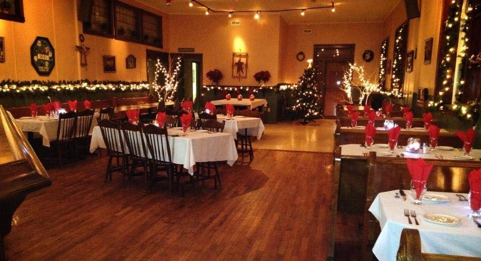 Christmas party at O'Shea's Pub and Eatery